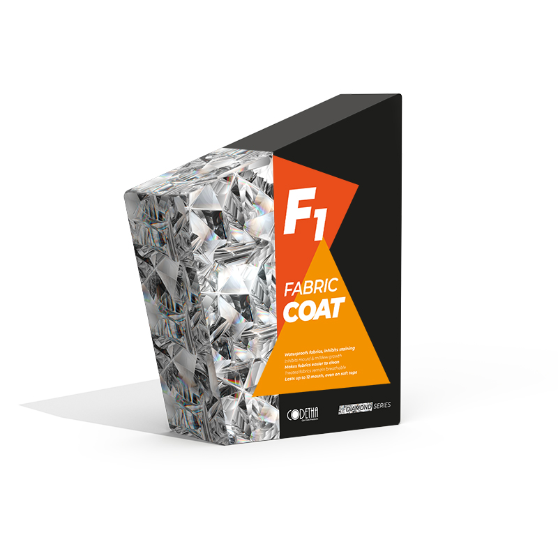 F1 Fabric Coat 100 ML